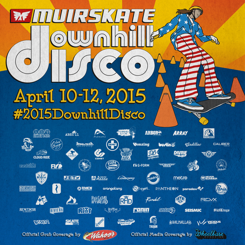 Normal downhill disco 2015   sponsor square muirskate