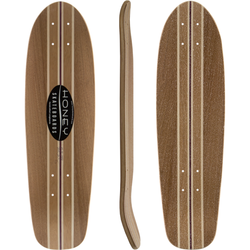Honey Flashback Mini Longboard Custom Complete