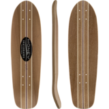 Honey Flashback Mini Longboard Deck w/ Grip