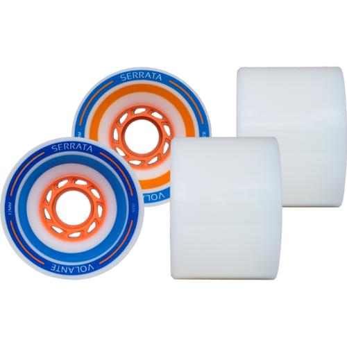 72mm Volante Serrata Wheels