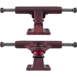 109mm Independent Stage 11 Ano Series T-Hanger Oxblood Red Truck