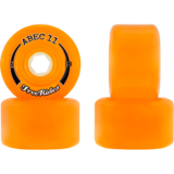 72mm ABEC 11 Limited Edition Amber 'Thane Offset FreeRides Longboard Skateboard Wheels