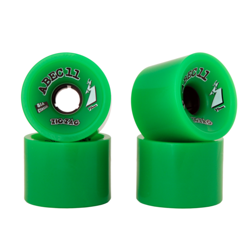 70mm ABEC 11 Classic 'Thane Zig Zag Wheels