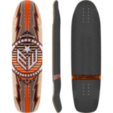 Earthwing 2015 Team 37 Longboard Skateboard Deck w/ Grip