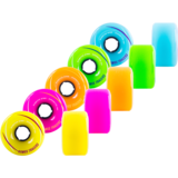 67mm Tracer Hawgs Longboard Skateboard Wheels