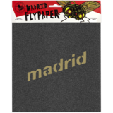 """Madrid Flypaper Downhill Grip Tape - 4 Sheets (10"""" x 12"""")"""