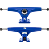 "180mm Atlas ""Ultralight"" Blue Longboard Skateboard Truck"