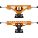 174mm Ronin Orange on Black Pro-Lite Precision Longboard Truck