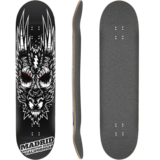 Madrid DS 38 Longboard Skateboard Custom Complete